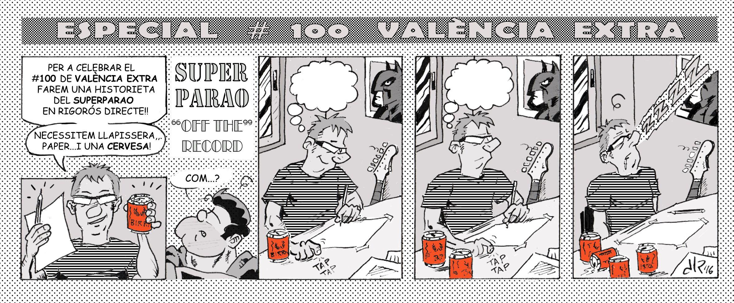 #100 valencia extra
