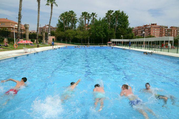 La piscina de verano de paiporta abre sus puertas este s bado for Piscina alfafar
