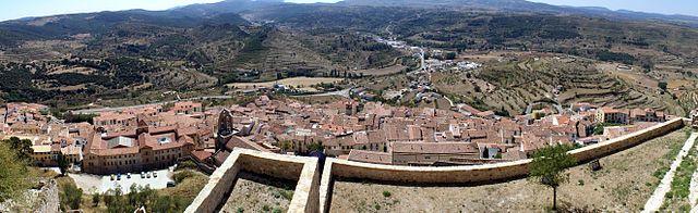 Pueblos con encanto de la Comunidad Valenciana