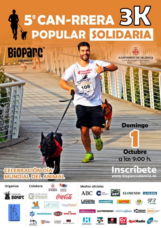 Can-rrera Solidaria Bioparc