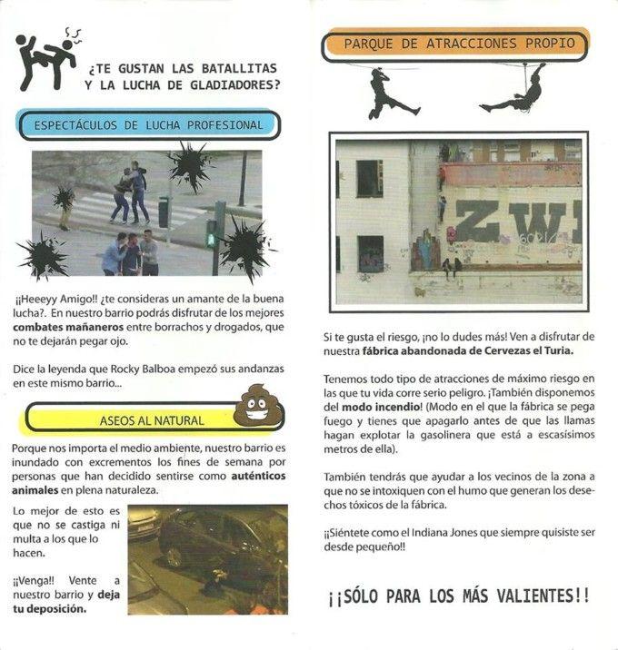 Cuatro años reivindicando el descanso en el barrio de la Cruz Cubierta