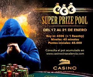 cirsa prize pool