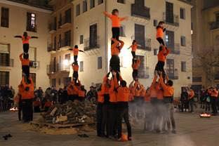 Manifestación Ciutat Vella