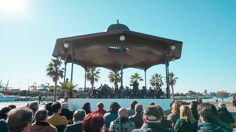 Conciertos en La Marina de Valencia