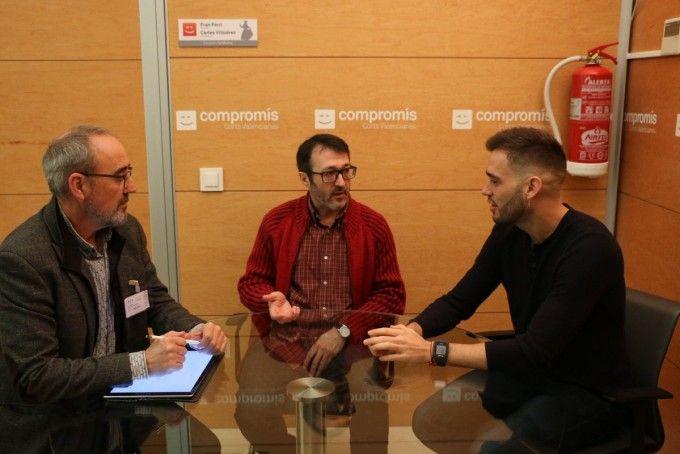 Señal de TV3 en la Comunidad Valenciana
