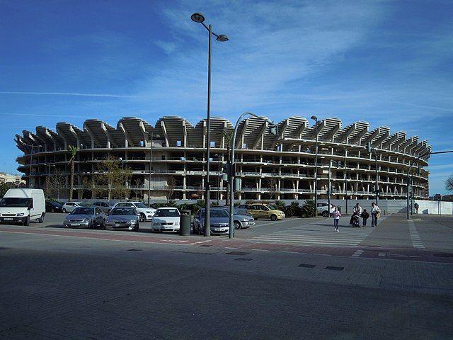 Nuevo estadio del Valencia CF