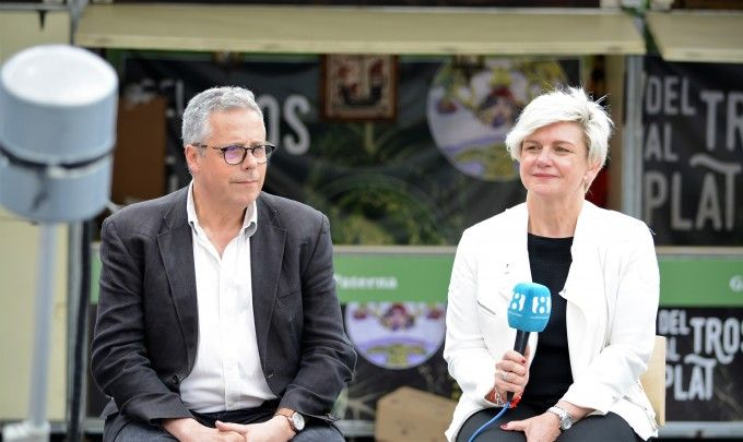 Evarist Caselles y Pilar MOncho