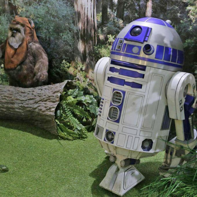 Exposicion de Star Wars