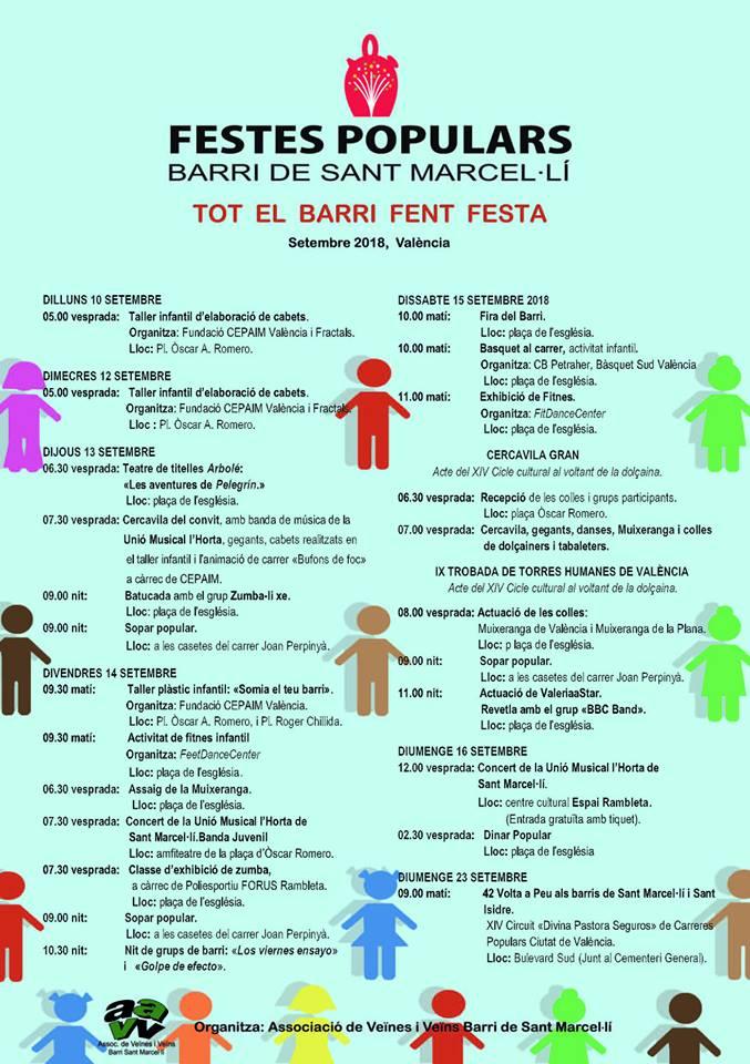 Fiestas San Marcelino