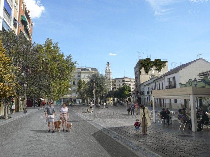 Plaza Patraix