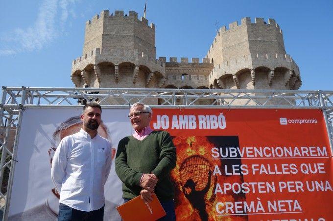 Ribó y Pere Fuset