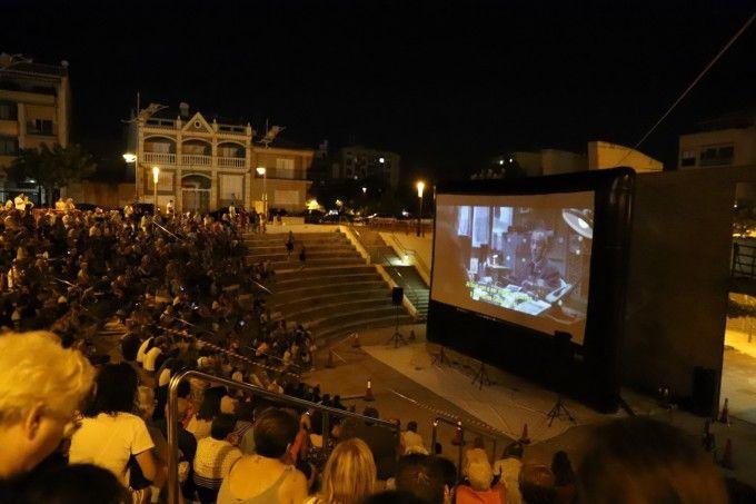 Cine de verano Paterna II