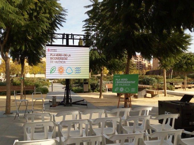 Pla d'Infraestructura Verda i Biodiversitat de València 2020-2050