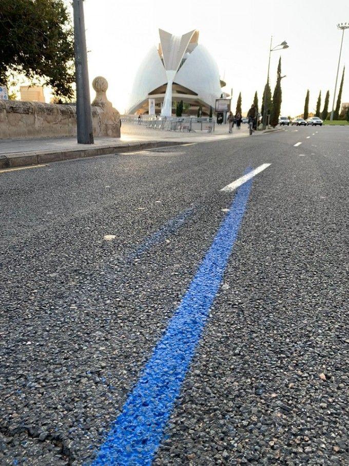 línea maratón valencia