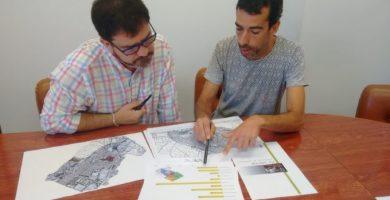 Burjassot comença el seu Pla Director d'Arbrat municipal
