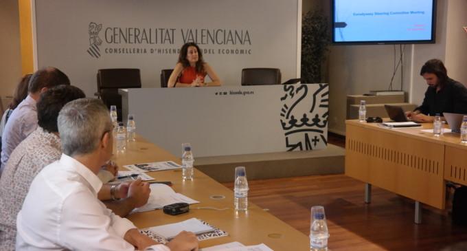 València acull la reunió del Comitè de Pilotatge del programa Eurodisea