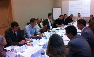 Obres Públiques reuneix als operadors ferroviaris per a millorar la gestió del Corredor Mediterrani