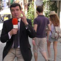 """Fernando Giner (Ciudadanos): """"Existeix un alcalde que li pesa la seua ideologia, no hi ha gestió"""""""