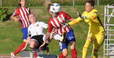 Sonia Bermúdez deixa al València sense final de la Copa de la Reina