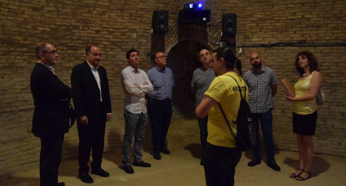 L'Alcalde de Burjassot, Rafa García, sol·licita a Joan Calabuig incloure Les Sitges en les rutes turístiques de la capital