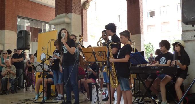 El Palau s'ompli de jazz