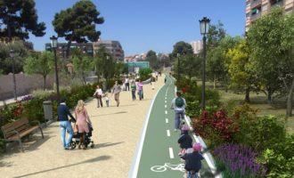 El veïnat de Benimàmet inaugurarà el Parc Lineal en huit mesos