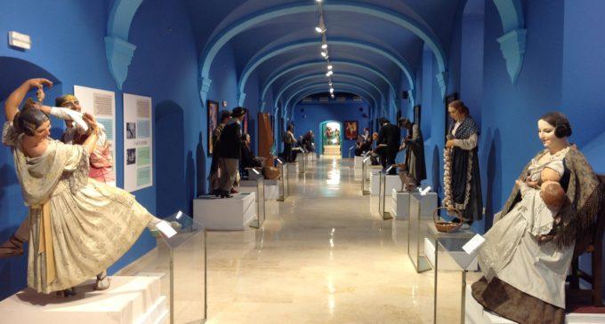 """El Museu Faller: de """"magatzem oblidat"""" a una referència de la ciutat"""