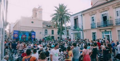 Espectacles infantils i monòlegs gratuïts pels barris de València