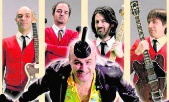 Xavi Castillo presenta per primera vegada en la Gran Fira el seu espectacle amb música en directe
