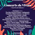 Chambao presenta el seu nou disc als Concerts de Vivers