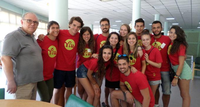 Jesús Martí destaca el voluntariat social com 'suma d'experiències transformadores i positives per a la joventut'