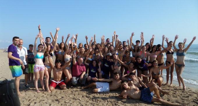 L'alberg «Mar i Vent» de l'IVAJ a Piles acull programes juvenils d'intercanvi