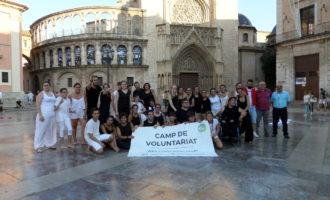 Jesús Martí: 'El campo 'Arte y Discapacidad' es pionero en integrar como voluntarios a jóvenes con diversidad funcional'