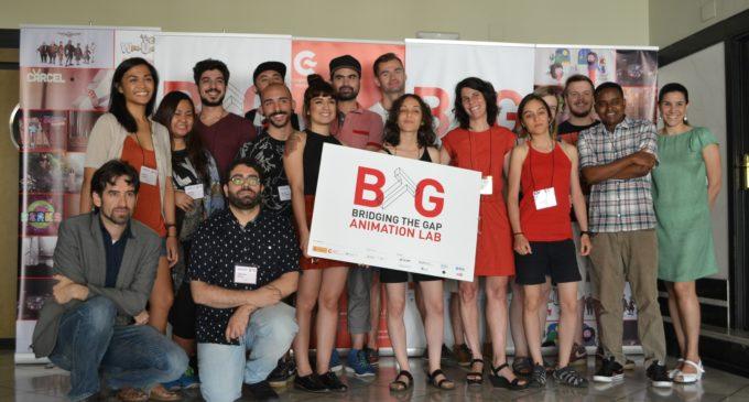 L'Institut Valencià de Cultura col·labora en el II Laboratori Internacional d'Animació Bridging the Gap
