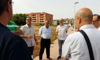Julià Álvaro expressa el seu compromís amb Orpesa per a un desenvolupament amb sensibilitat mediambiental