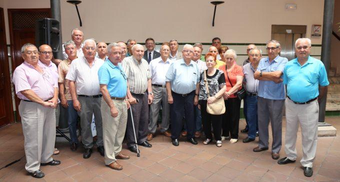 Puig destaca l'important paper de les persones majors per a afavorir la cohesió de la Comunitat Valenciana