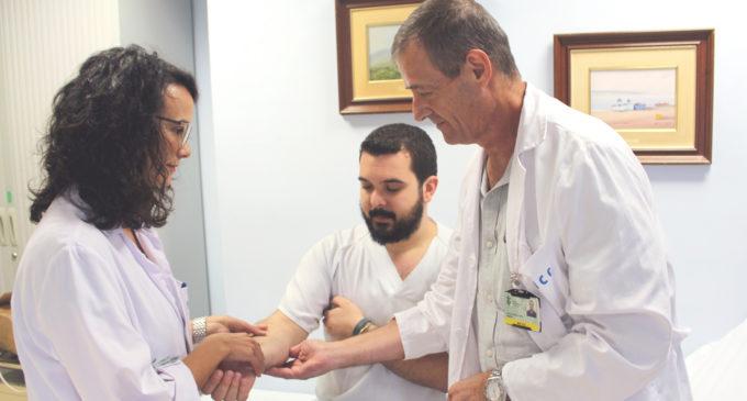 L'Hospital General recomana corregir els mals hàbits d'exposició al sol per a evitar el melanoma maligne