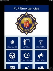 APP Policia Local Paterna