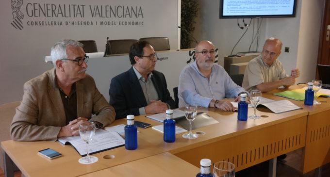 Soler y Alcaraz impulsan la implantación de las nuevas tecnologías en la Generalitat a través de la nueva comisión interdepartamental