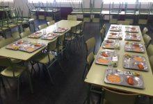 Educación prevé que las becas comedor lleguen a más de 144.000 alumnos beneficiarios