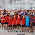 Alboraia acull al seu poble agermanat mitjançant un campus de futbol per a xiquets
