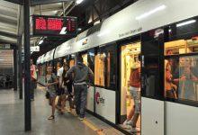 El servei nocturn de Metrovalencia facilita el dissabte dia 24 l'accés a Paterna per a gaudir de la cordà