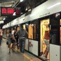 Metrovalencia amplia demà el seu servici per a facilitar l'assistència a la cordà de la Gran Fira de València