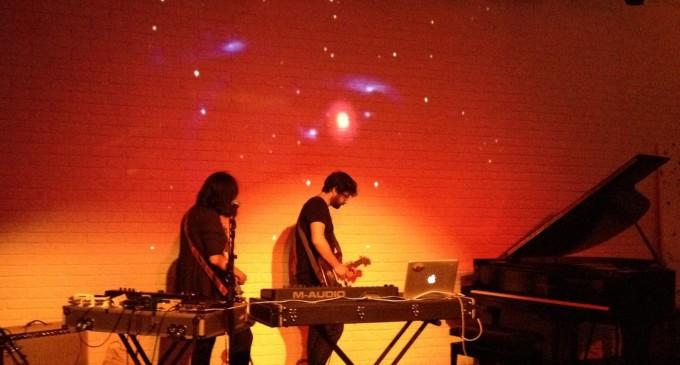 El festival Ensems tanca l'edició 2016 en el Centre del Carme amb un espectacle múltiple de vídeo, música electrònica en directe i art sonor