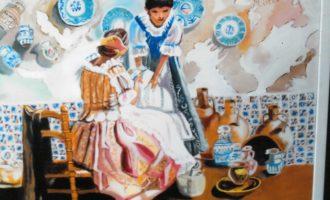 Els olis de Mireia Lodroño inundaran de color la Sala A de la Casa de Cultura durant el mes d'agost