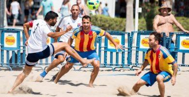 UD Horadada dóna la sorpresa i guanya en l'Autonòmic de Futbol Platja