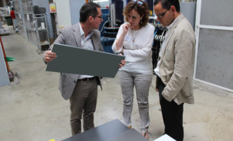 Júlia Company destaca la revolucionària aposta innovadora del Royo Group