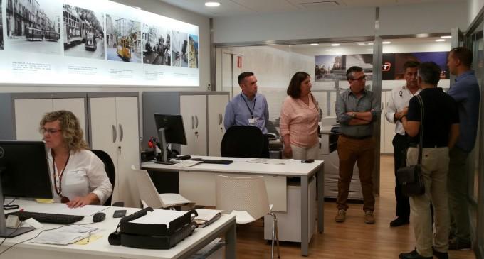 El TRAM d'Alacant obri al públic la nova oficina d'Atenció al Client en l'estació de Luceros