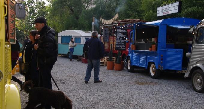 Food trucks, gastronomia itinerant