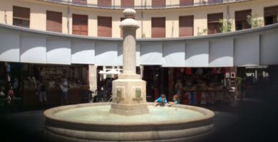 """El """"clot"""" de la Plaça Redona"""